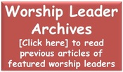Worship Leader Archive Button